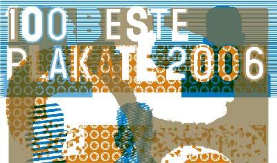 100 beste Plakate 2006 ausstellung berlin kunstbibliothek