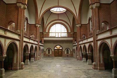 3 und 33 st. johannes-evangelist-kirche 3&33 berlin 2007