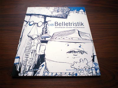 belletristik literatur illustration magazin verlagshaus j.frank berlin