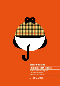 pigasus polish poster galerie british cinema berlin ausstellung grafik-design 2010