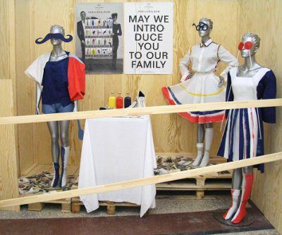 howitz weissbach modedesigner ausstellung berlin 2011