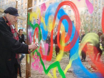 ausstellung berlin euro-city a trans pavilion