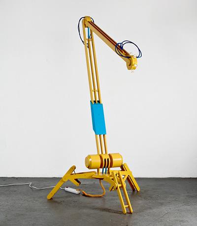 pascal howe roboter design ausstellung berlin 2014