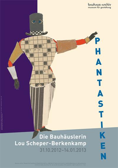 ausstellung bauhaus archiv berlin lou scheper berkenkamp