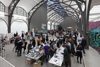 kunstbücher messe berlin
