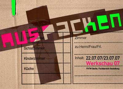 fhtw berlin werkschau 07 auspacken