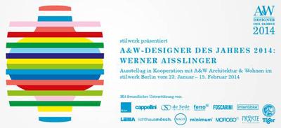 A W Designer 2014 Werner Aisslinger Im Stilwerk Berlin