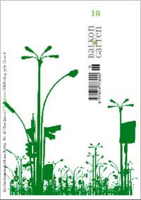 die Gartenzeitschrift aus Berlin Balkon & Garten