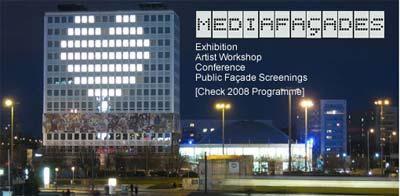 Mediafacades Festival Berlin