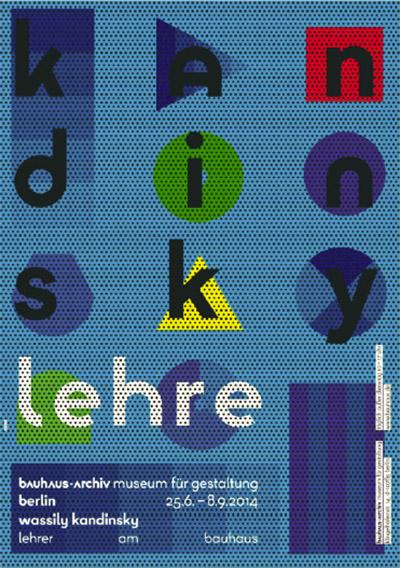 ausstellung bauhaus archiv berlin kandinsky