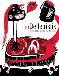belletristik magazin illustration literatur verlagshaus j.frank berlin 2010