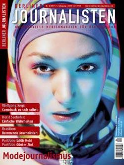berliner journalisten medienmagazin modejournalismus