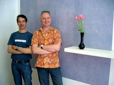 berlindesignblog blog archive betontapete. Black Bedroom Furniture Sets. Home Design Ideas