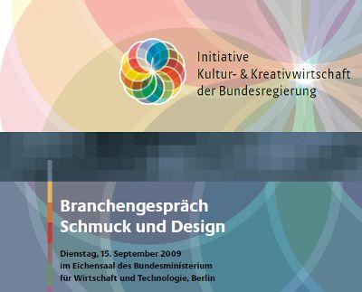 initiative kultur- und kreativwirtschaft bundesregierung berlin idz