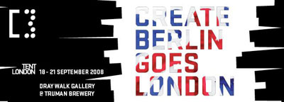 CREATE BERLIN GOES LONDON