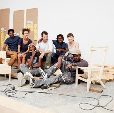 design projekt flüchtlinge berlin