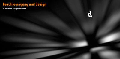 deutsche designkonferenz berlin beschleunigung und design idz rat für formgebung