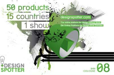 designspotter imm cologne 2008