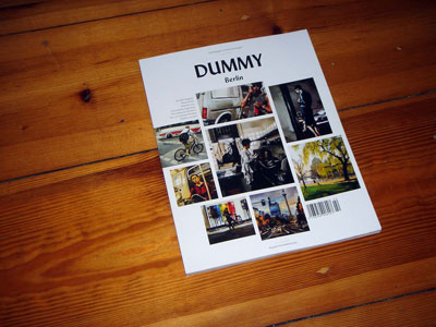 dummy magazin berlin