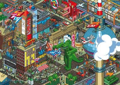 udk berlin architektur ausstellung galerie werkraum wohnen vier junge talente 2010 design