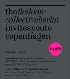 The Fashion Collective Berlin CPH Vision Kopenhagen