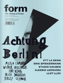 the making of design magazin