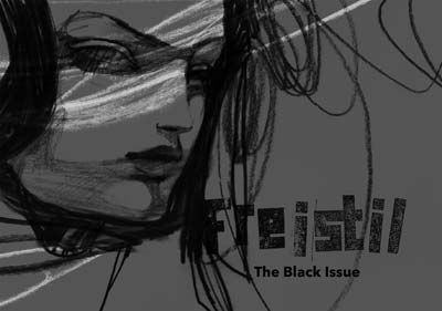 freistil the black issue illustration grafikdesign berlin blog