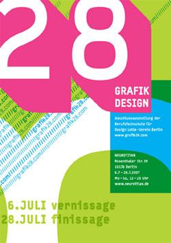 grafik28 grafik design lette verein berlin abschlussausstellung neurotitan