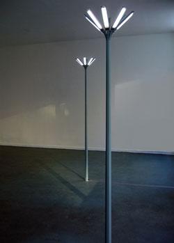 Hervé Humbert Ausstellung Lager into art&furniture Berlin