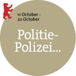idz berlin ausstellung polizei uniformen corporate design fuenfwerken den haag
