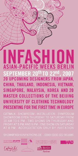 infashion in fashion asian pacific weeks berlin