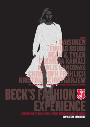 becks fashion