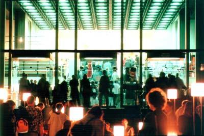 lange nacht der museen berlin 2007 design