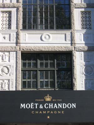 moet chandon fashion debut 2006 admiralspalast