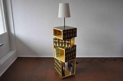 mustermöbel berlin tapeten-muster möbel design