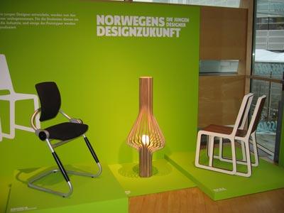 Norwegen jetzt! Design Ausstellung Berlin Nordische Botschaften insidenorway.no