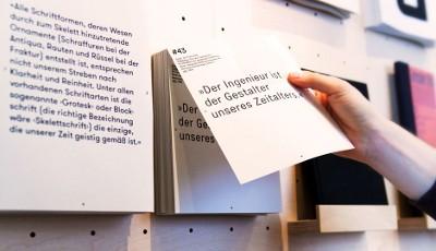 typografie ausstellung bauhaus berlin 2013