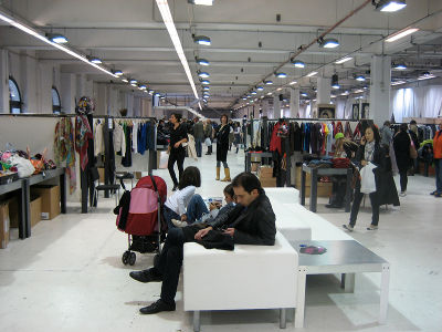 fashion shopping mode station-berlin