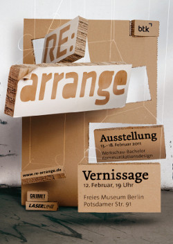 btk hochschule für gestaltung berlin kommunikations-design ausstellung freies museum 2011