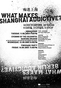 what makes shanghai addictive ausstellung berlin