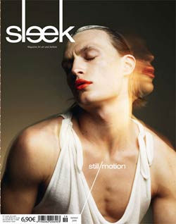 sleek mag magazin berlin art fashion design