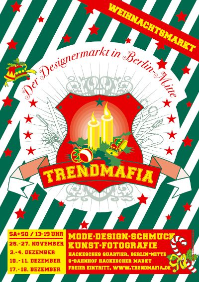 trendmafia advent berlin hackescher markt