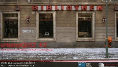 urbanophil berlin urbanoquiz 2010