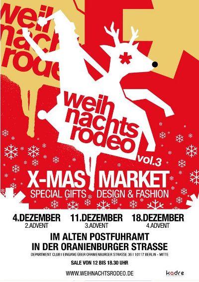 weihnachtsmarkt rodeo postfuhramt berlin