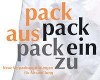 Wettbewerb pack ein pack aus pack zu