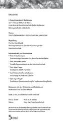 2. Zukunftswerkstatt Berlin Weißensee